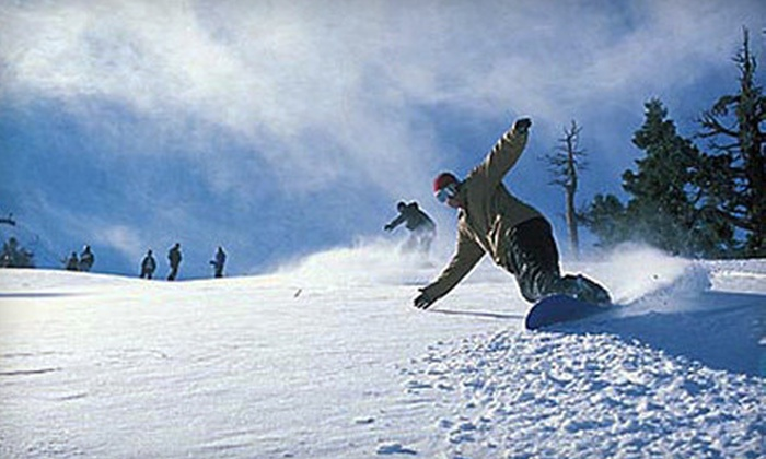 Marty's Ski and Board Shop - Snyderville: Ski or Snowboard Edge and Wax, or Rental at Marty's Ski and Board Shop (Half Off)