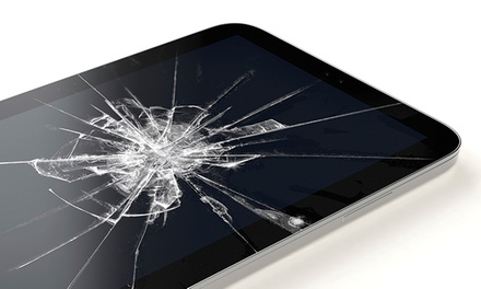 iPhone 4, 4s, 5, 5s, 5c or iPad 1 or 2 Screen Repair at Send a Genius (Up to 57% Off)