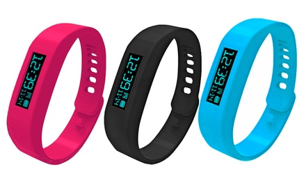 Silicone Fitness Tracker