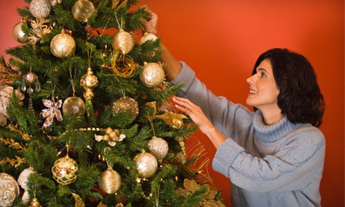 Great West Christmas Trees - Downtown Los Angeles: $35 for a 6- to 8-Foot-Tall Noble Fir Christmas Tree at Great West Christmas Trees ($70 Value)