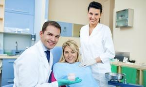 Abanomedical: Visita odontoiatrica con pulizia, smacchiamento e in più sbiancamento LED da 29,90 €