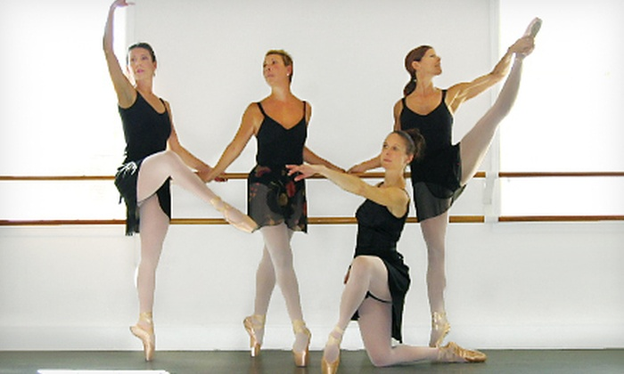 Art of Motion - Ridgewood: Four, Six, or Eight Adult-Dance or Pilates-Yoga Fusion Classes at Art of Motion in Ridgewood (Up to 69% Off)
