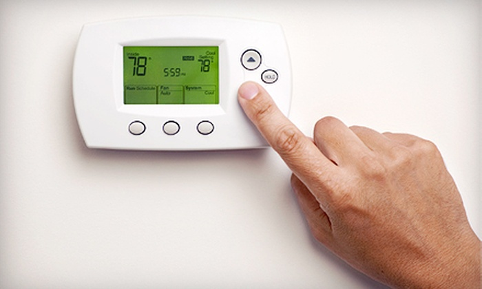 Right Now Heating & Air Conditioning - Caldwell: One, Two, or Three HVAC-Maintenance Services from Right Now Heating & Air Conditioning (Up to 70% Off)