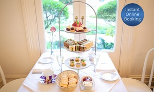 Boronia House: High Tea with Sparkling Wine for Two (From $59) or Four (From $118) at Boronia House (From $120 Value)