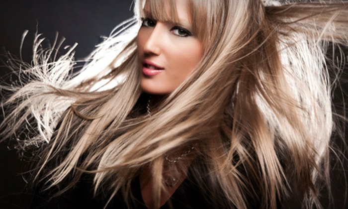 Primp and Blow: A Blowdry Bar - North Scottsdale: $30 Worth of Salon Services
