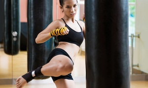 UFC Gym : $19 for One Week of Unlimited Boxing and UFC Classes at UFC Gym ($90 Value)