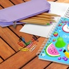 Dinkleboo Personalized Sketch Books (Up to 74% Off)