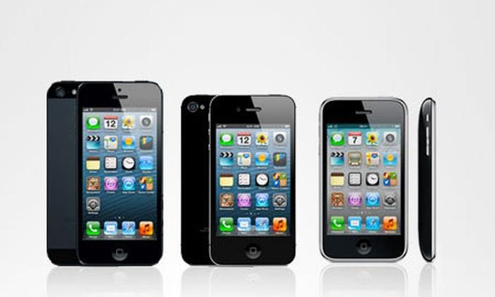 iphone 3gs 4 4s ou 5 reconditionn et compatible tout. Black Bedroom Furniture Sets. Home Design Ideas