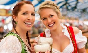 MSM Gruppe: Hin- und Rückfahrt-Ticket für den Partyzug zum Oktoberfest am 23. und 30. September mit der MSM Gruppe (33% sparen)