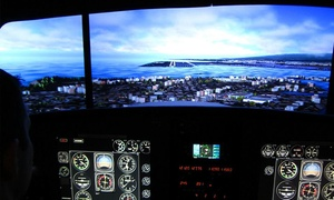 Southwest Flight Center: $99 For a Flight Simulator Session for One or Two at Southwest Flight Center (a $270 Value)