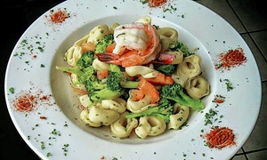 Arosso Italian Restaurant: Italian Cuisine at Arosso Italian Restaurant (Up to 50% Off)