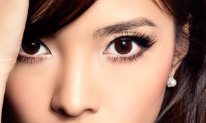Tanglez Hair and Nail Studio: One or Three Eyebrow Waxes or Eyebrow Wax and Tint at Tanglez Hair and Nail Studio (Up to 58% Off)