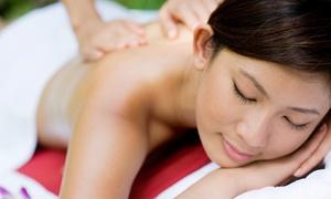 Green Garden Asian Spa: 60- or 90-Minute Deep-Tissue Massage with 30-Minute Facial at Green Garden Asian Spa (55% Off)