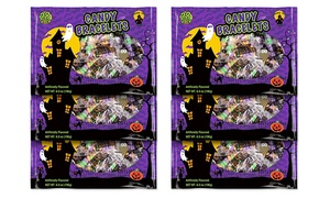 Haunted House Candy Bracelet Bag (6-Pack of 28-Count Bags): Haunted House Candy Bracelet Bag (168-Count)