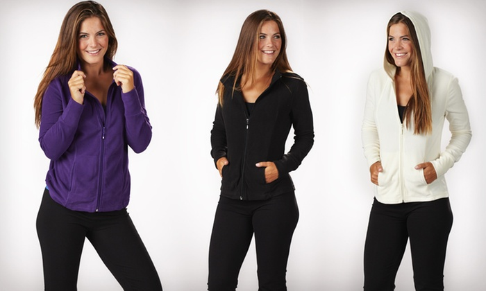 Bally Total Fitness Apparel: $19 for Bally Total Fitness Fleece Apparel (Up to $60 List Price). 28 Options Available. Free Shipping and Returns.