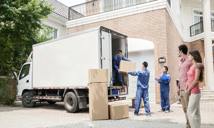 American Budget movers - Dallas: Two or Three Hours of Moving Services with Two Men and a Truck from American Budget Movers (Up to 54% Off)