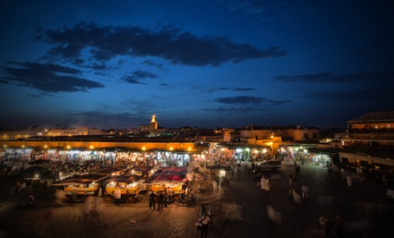 ✈Marrakech: 3 noches para 1 con desayuno y vuelo de I/V desde Madrid o Barcelona en Riad Dar Benbrahim