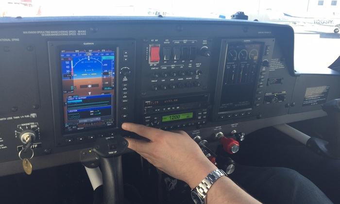 Summit Aviation - Long Beach Municipal Airport: $82 for $200 Worth of Pilot-License Classes — Summit Aviation