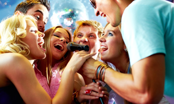 K2 Karaoke Nightclub - Manchester: Karaoke For Ten (£19) or 18 (£33) With Shots at K2 (Up to 92% Off)