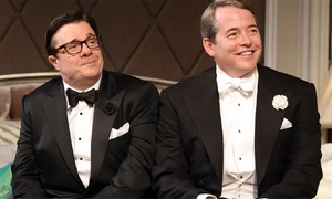 """It's Only A Play"": ""It's Only A Play"" Starring Matthew Broderick and Nathan Lane through May 31 (Up to 29% Off)"