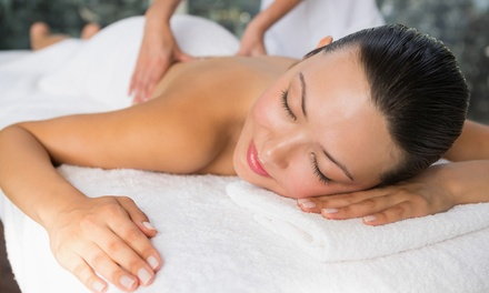 60Minute Swedish Body Massage with Consultation at Adhara Hair And Beauty