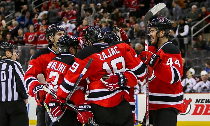New Jersey Devils - Prudential Center: New Jersey Devils Game and $10 Concession Credit on January 8 or 21