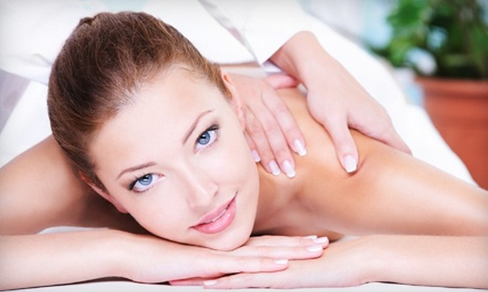 Body Retreat Day Spa - Bedford: Aromatherapy Massage, Pumpkin Facial, and Detox Body Wrap at Body Retreat Day Spa (Up to 70% Off)