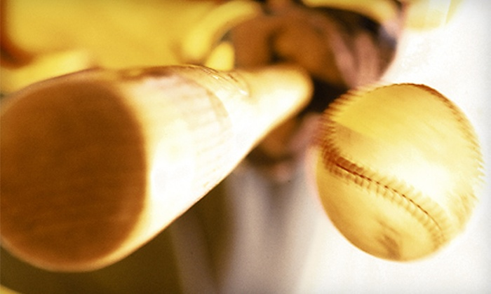 Batters Box - Continental Commerce Park At Peppertree: Two Classes with 15 Minutes in Batting Cages, or One Hour in Batting Cages for Up to 12 at Batters Box (Up to 51% Off)