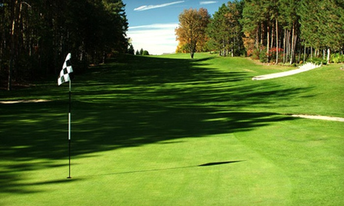Centennial Country Club - Cascade: 18-Hole Round of Golf for Two or Four with Cart Rental at Centennial Country Club (Up to 55% Off)