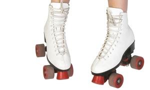 Glenwood Roller Rink: Roller Skating with Skate Rentals for Two, Four, or Six at Glenwood Roller Rink (Up to 56% Off)
