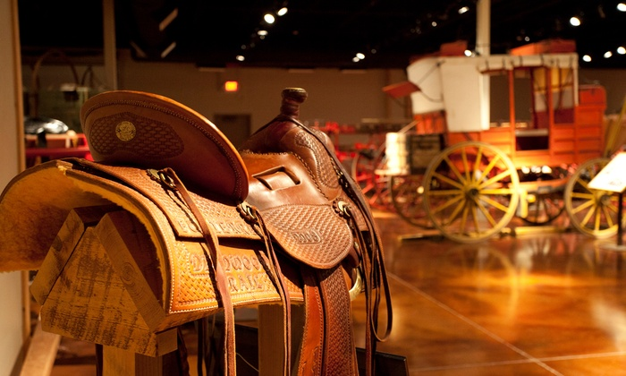 Deadwood History, Inc. - Deadwood History, Inc.: Days of '76 Museum Admission for Two, Four or Eight (Up to 50% Off)