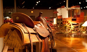Deadwood History, Inc.: Days of '76 Museum Admission for Two, Four or Eight (Up to 50% Off)