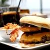Burger ou viande et dessert