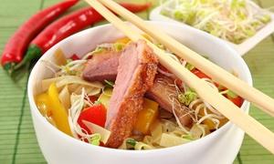 """Hongkong: 4-Gänge-Menü """"Original-Peking-Ente"""" für 2 oder 4 Personen im Restaurant Hongkong ab 19,90 € (bis zu 51% sparen*)"""