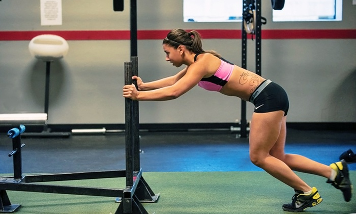 """STRONG Gym - STRONG Gym: One Month of Unlimited """"Starting Strength"""" Strength-Training or Boot-Camp Classes at Strong Gym (53% Off)"""