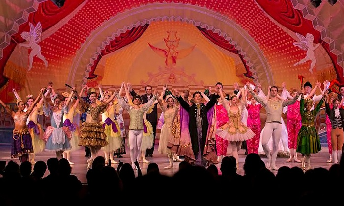 """""""Nutcracker"""" presented by World Ballet - Multiple Locations: """"The Nutcracker"""" Presented by World Ballet at Pavilion at The Centre Of Tallahassee on December 4–6"""