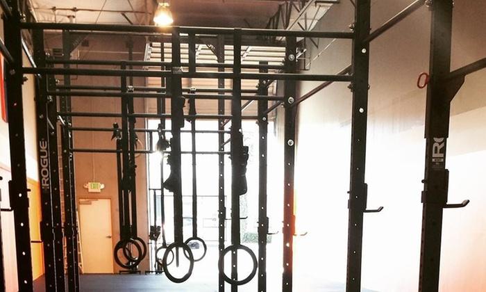 Gargoyle CrossFit - South Auburn: Up to 53% Off Crossfit Classes at Gargoyle CrossFit