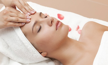 Hydrating Facial with Optional Massage, or Eyelash and Eyebrow Treatments at Obsession