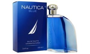 Nautica Blue Eau de Toilette for Men; 3.4 Fl. Oz.: Nautica Blue Eau de Toilette for Men; 3.4 Fl. Oz.