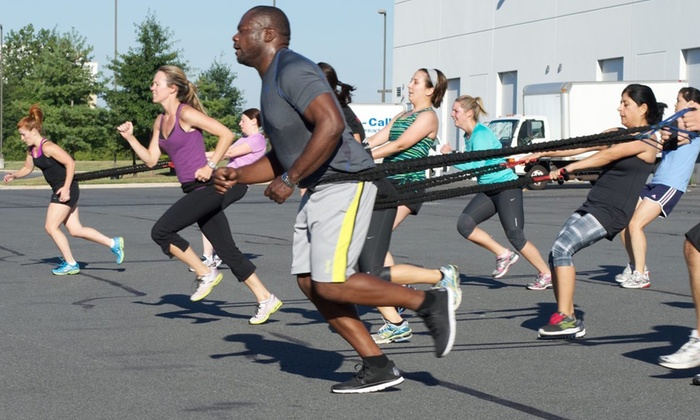 Sergeant's Fitness Concepts - Multiple Locations: $35 for One Month of Unlimited Boot-Camp Classes at Sergeant's Fitness Concepts ($199 Value)