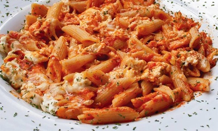 $15 for Pasta Dishes at Rosati's Pizza ($30 Value)