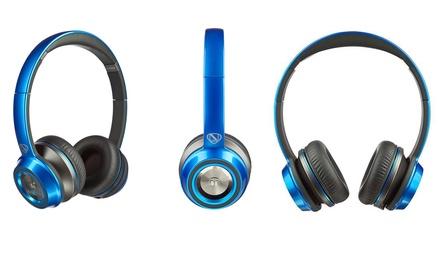 Monster N-Tune V2 On-Ear Headphones