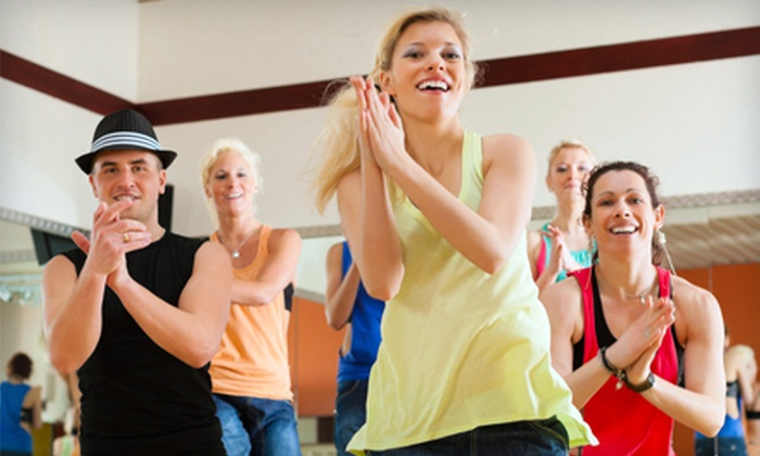 Zumba Fitness by Granita - Fishers: 5 or 10 Classes at Zumba Fitness by Granita (Up to 64% Off)