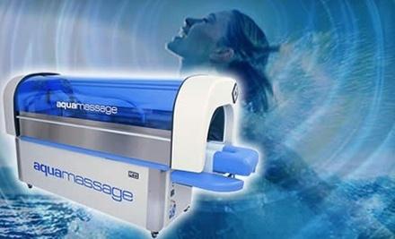 One 20-Minute Aqua Massage (a $30 value) - Riverbed Aqua Massage in St. Thomas