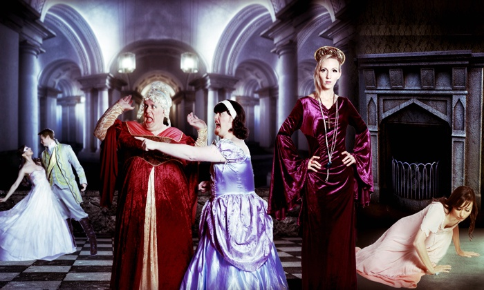 """""""Cinderella"""" - Multiple Locations: """"Cinderella,"""" Presented by Salty Dinner Theater on Select Dates, February 10–22, at 7:30 p.m. (Up to 37% Off)"""