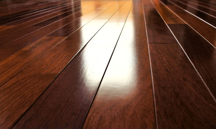 S&A Contractors - 5, Dublin: $289 for Hardwood-Floor Refinishing from S&A Contractors ($450 Value)