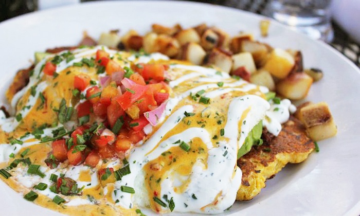 Highland Morning - Tyler Park: $9 for $16 Worth of Casual Breakfast and Lunch Food at Highland Morning