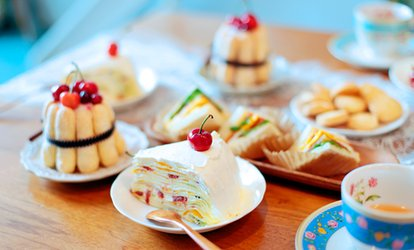 image for Afternoon Tea for Two at Hallmark Hotel Croydon