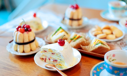 Traditional Afternoon Tea with Optional Prosecco for Two or Four at Ye Old Red Lion (Up to 53% Off)