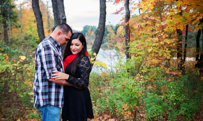 Christina Conrad Photography - Seattle: 90-Minute Engagement Photo Shoot with Retouched Digital Images from Christina Conrad Photography (70% Off)